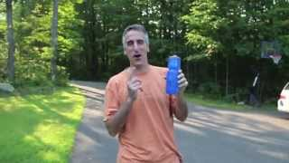 squeezable glass bottle a water bottle cool enough to review