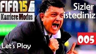FIFA 15 Süper Lig Kariyeri | 5.Bölüm
