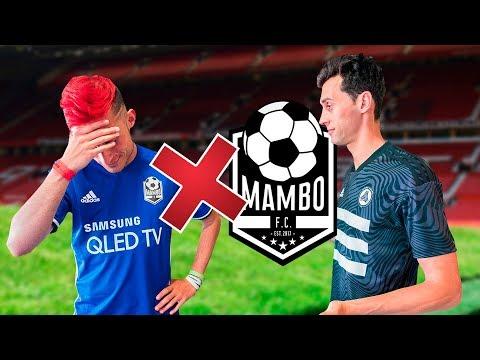 ¡¿ARBELOA ME ECHA DE MAMBO FC!?