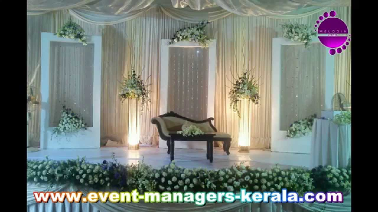 Event management company kerala stage decoration for Decoration images
