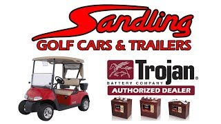 Golf Cart Batteries Raleigh, Durham, Oxford, NC Trojan Battery Dealer