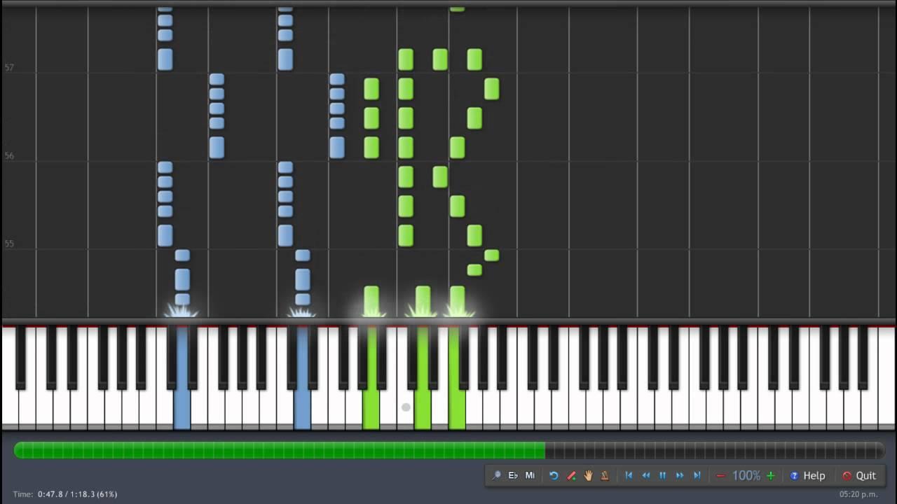 Piratas Del Caribe Sound Piano Youtube