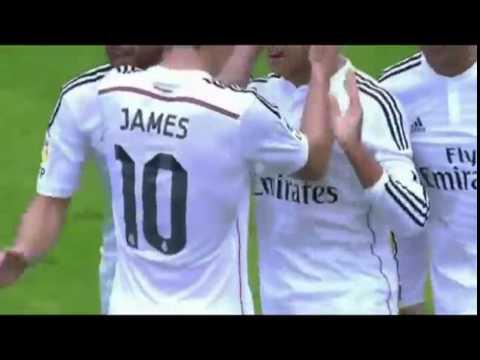 Gol De Chicharito vs Deportivo. (Primer Gol Del Mexicano En El Real Madrid)