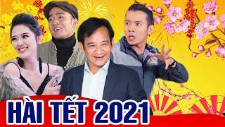 Hài Tết 2021 Quang Tèo | Tha Hương Xứ Người Full HD | Phim Hài Tết Mới Nhất 2021