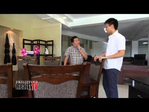 Philippine Realty Tv Season 9 Mandaue Foam Wooden Furniture Youtube