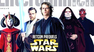 Disney Wants To Retcon The Prequel Trilogy Now! (Star Wars Explained)
