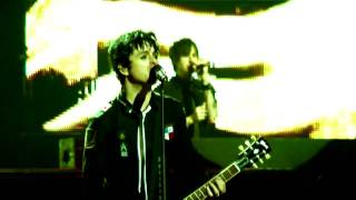Green Day @ Japan (HD) - American Eulogy (Awesome As F**k)