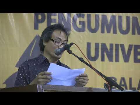 Malam Apresiasi Mahasiswa Berprestasi UI (9 Mei 2014)_Part.3 of 6