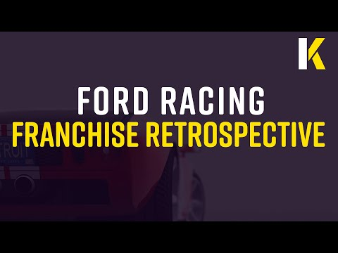 Ford Racing: Reviewing A Budget Racing Franchise