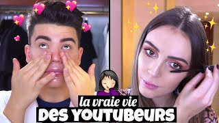 [SEPHORA x RICHAARD] La VRAIE vie des Youtubeurs w/ Perfect Honesty