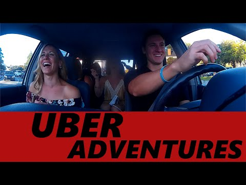 I Drive For Uber- Here Are Some of My Crazy Adventures