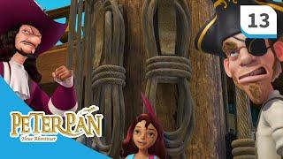 "Peter Pan - neue Abenteuer: Staffel 1, Folge 13 ""El Hookato"" GANZE FOLGE"