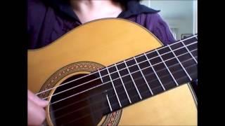 Mong Manh Tình Về ( Sáng Tác : Đức Trí )  Guitar