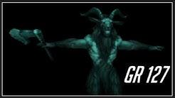 [Diablo 3] Season 6 GRift 127 4man rank1 world