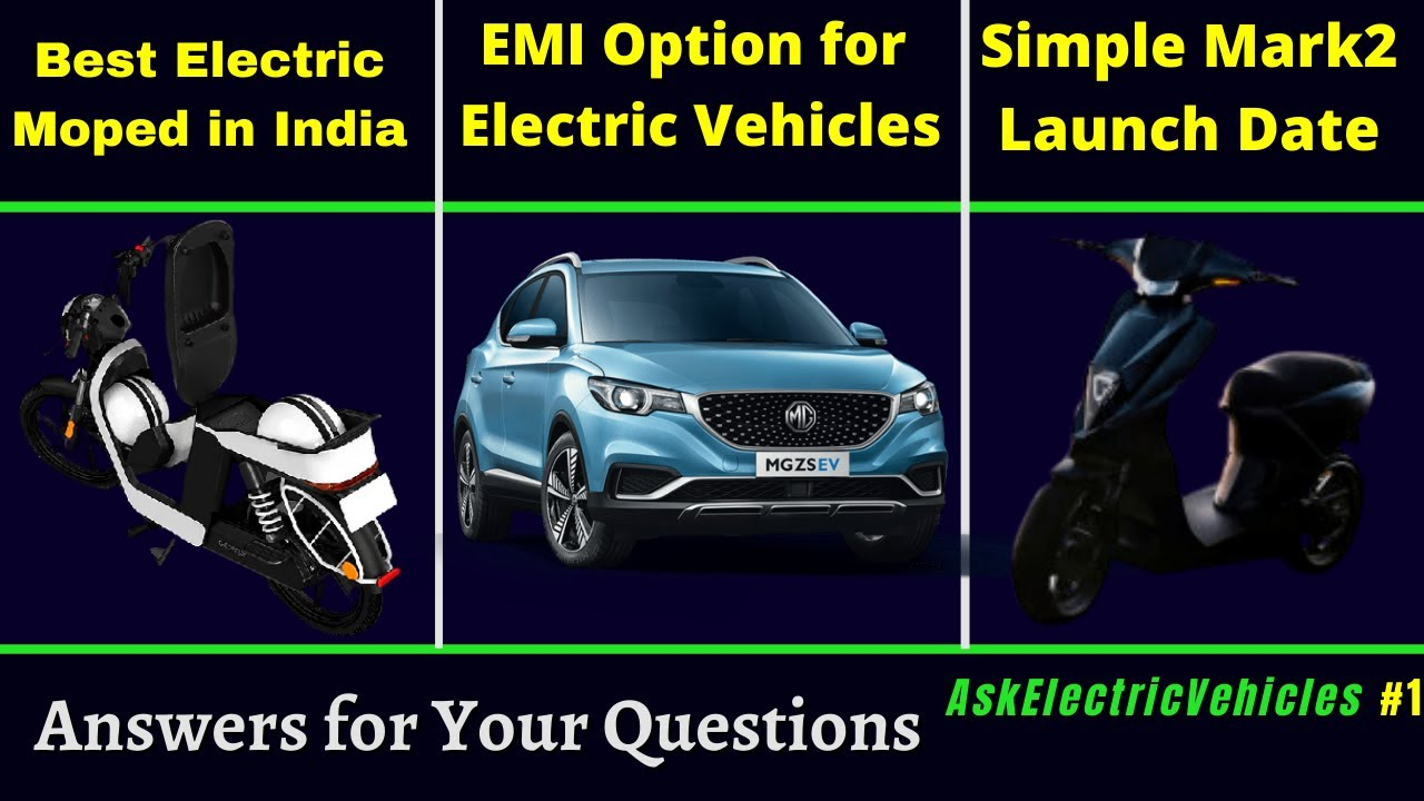 Ask Electric Vehicles #1 - Subscribers Q&A for EVs