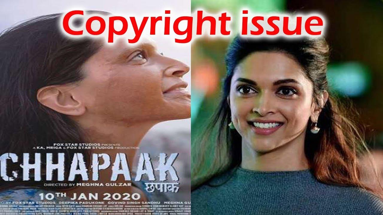 Deepika Padukone's New Movie Chhapaak Copying Controversy ...