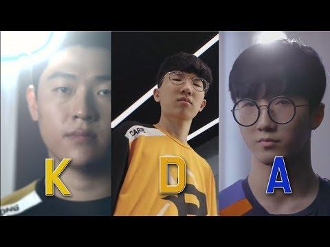 K/DA - POP/STARS (ft Ryujehong, Carpe, Jjonak) - Overwatch Version