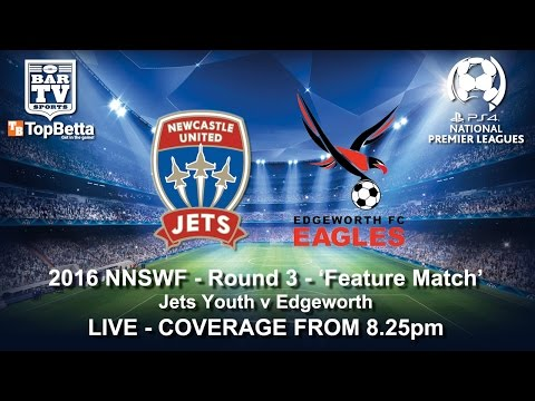 2016 NNSWF - Round 3 - Feature Match - Jets Youth v Edgeworth