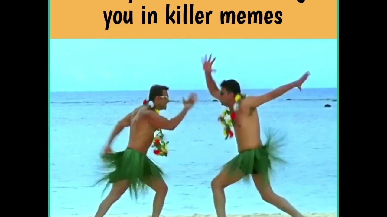 When Your Best Friend Tags You In Killer Memes