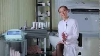 видео щетка для глубокого очищения лица