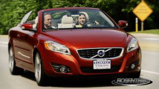 2011 Volvo C70 Test Drive & Review