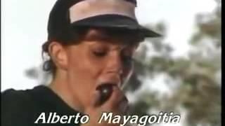 """Заставка сериала """"Дикая Роза"""" (""""Rosa Salvaje"""") - Televisa, Мексика, 1987 г."""