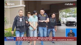Petugas Satnarkoba Polres Jakarta Barat Amankan Bandar Narkoba Asal Malaysia - iNews Siang 22/07