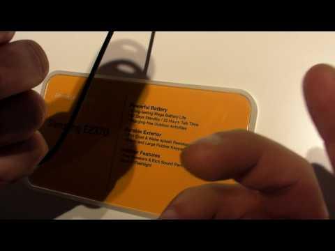 Samsung E2370 Review HD ( in Romana ) - www.TelefonulTau.eu -