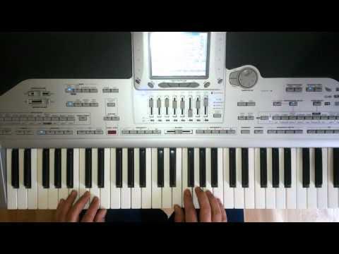 Org Dersi - Nerde Majör ve Minör akoru - ezbere müzik yapma