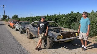 Prepping for Roadkill Nights: It's a Project Car Rampage!-Roadkill Garage Preview Ep. 48