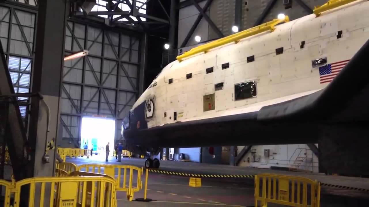 space shuttle atlantis building - photo #5
