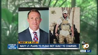 Supervisor of Navy SEAL accused of murder faces charges