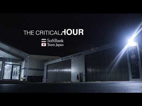 The Critical Hour // SoftBank Team Japan