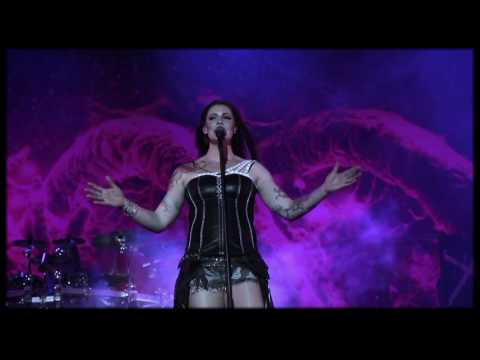 NIGHTWISH. SLEEPING SUN. ( FLOOR JANSEN ) - 2016