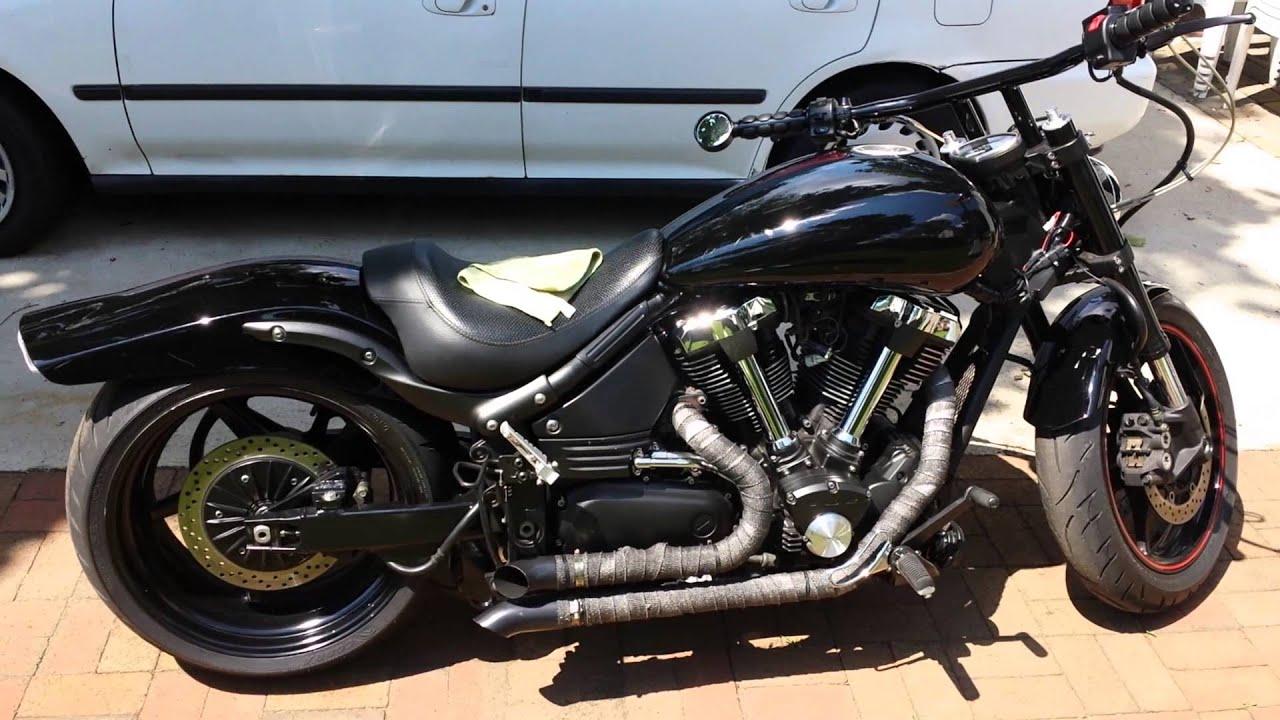 Yamaha Midnight Warrior For Sale
