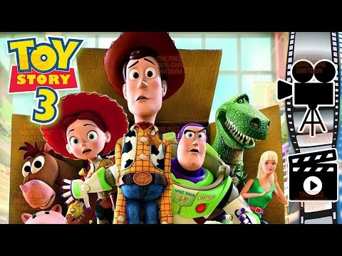 История игрушек 3 русский СМОТРЕТЬ ФИЛЬМ GAME Disney Pixar Studios Woody Jessie Buzz The Full Movie