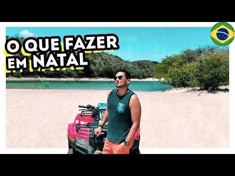 UMA EXPERIÊNCIA DIFERENTE EM NATAL - RIO GRANDE DO NORTE - Estevam Pelo Mundo