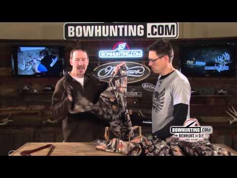 2013 Mathews  Show Gamehide Gear Solo Tech Jacket & Pants
