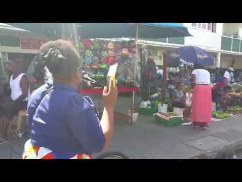 Hardcore Street - ST. LUCIA @ WORLD VISION DAY Extension, Jan.2015