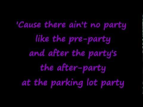 Parking Lot Party- Lee Brice (Lyric Video)