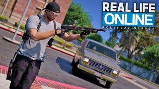 VERRÜCKTE DUDES DREHEN DURCH! 😨 - GTA 5 Real Life Online