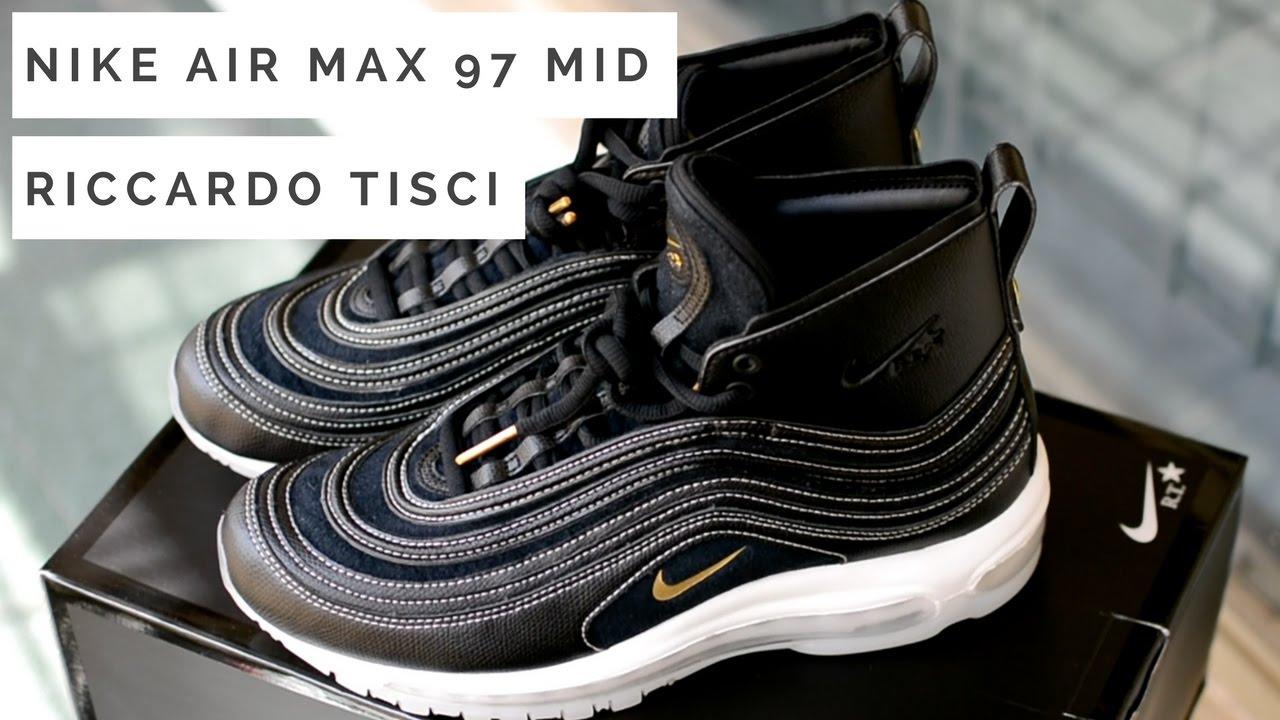 Nike Air Max 97 Riccardo Tisci - Unboxing (#AirMaxDay Pick Up)