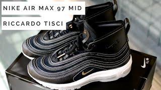 reputable site cc683 0beb3 Nike Air Max 97 Riccardo Tisci - Unboxing ( AirMaxDay Pick Up)