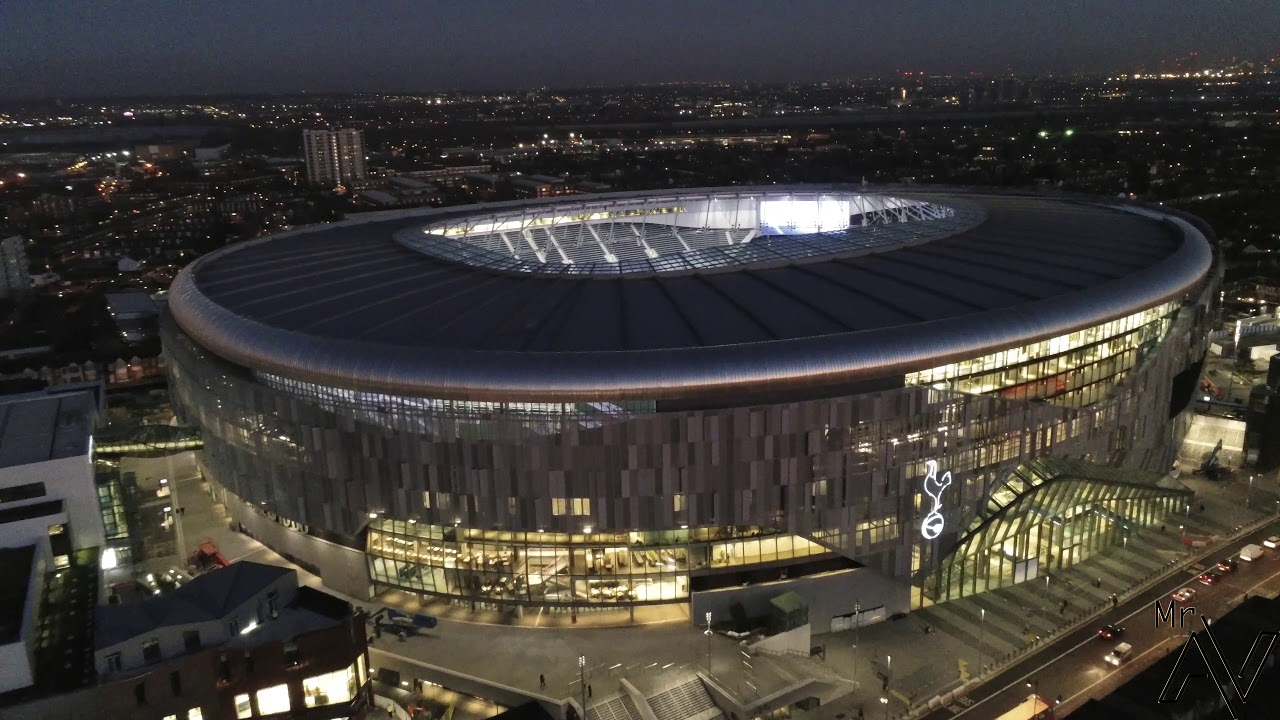 c30019b55c96d Všetko čo potrebujete vedieť o novom štadióne Tottenhamu   FOOTBALL365.SK