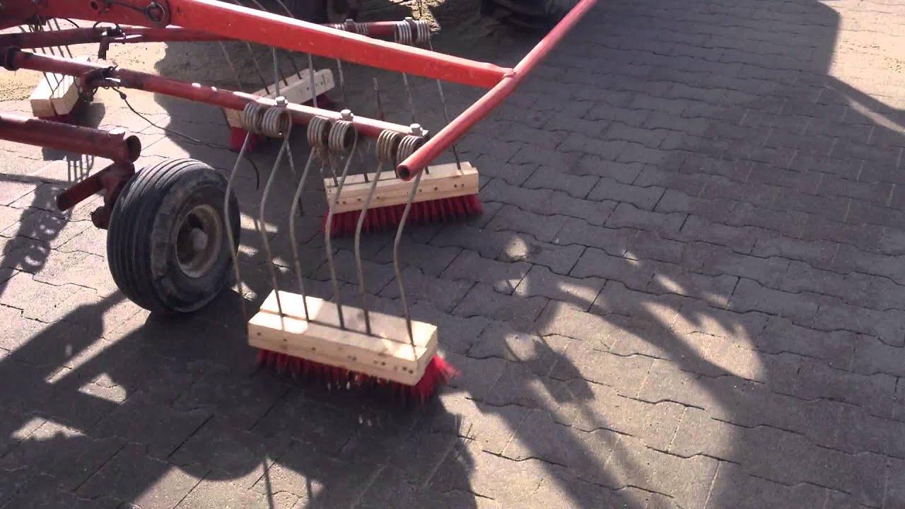 verbundsteine neu ein sanden gebaut bei häfliger - youtube