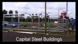 Capital Steel Buildings & Steel Garages