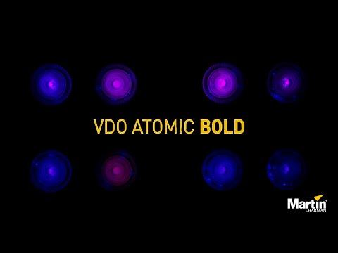 Product Overview: Martin VDO Atomic Bold Hybrid Lighting Fixture