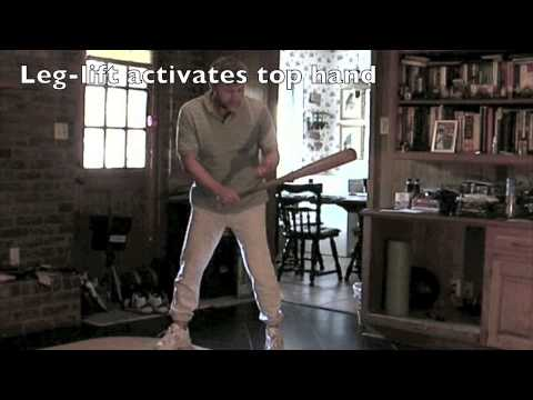 Old-School Hitting: level and lever, part one