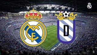 COPA DEL REY | Real Madrid vs UD Melilla 6 - 1