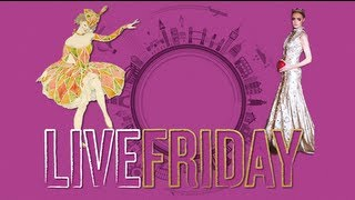 TRAILER: Dress-Up Ashmolean LiveFriday, with Oxford Fashion Week